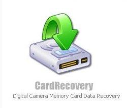 CardRecovery 6.0 - phần mềm khôi phục ảnh từ thẻ nhớ sử dụng bởi máy ảnh số